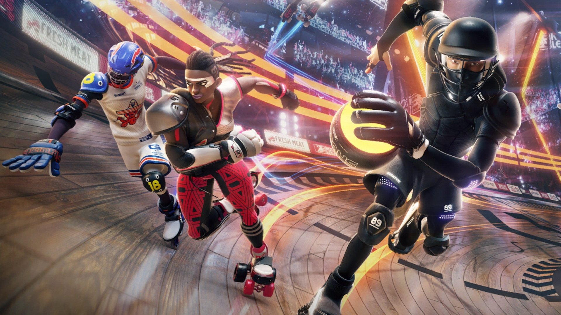 Is Ubisoft's Roller Champions really a clone of Rocket