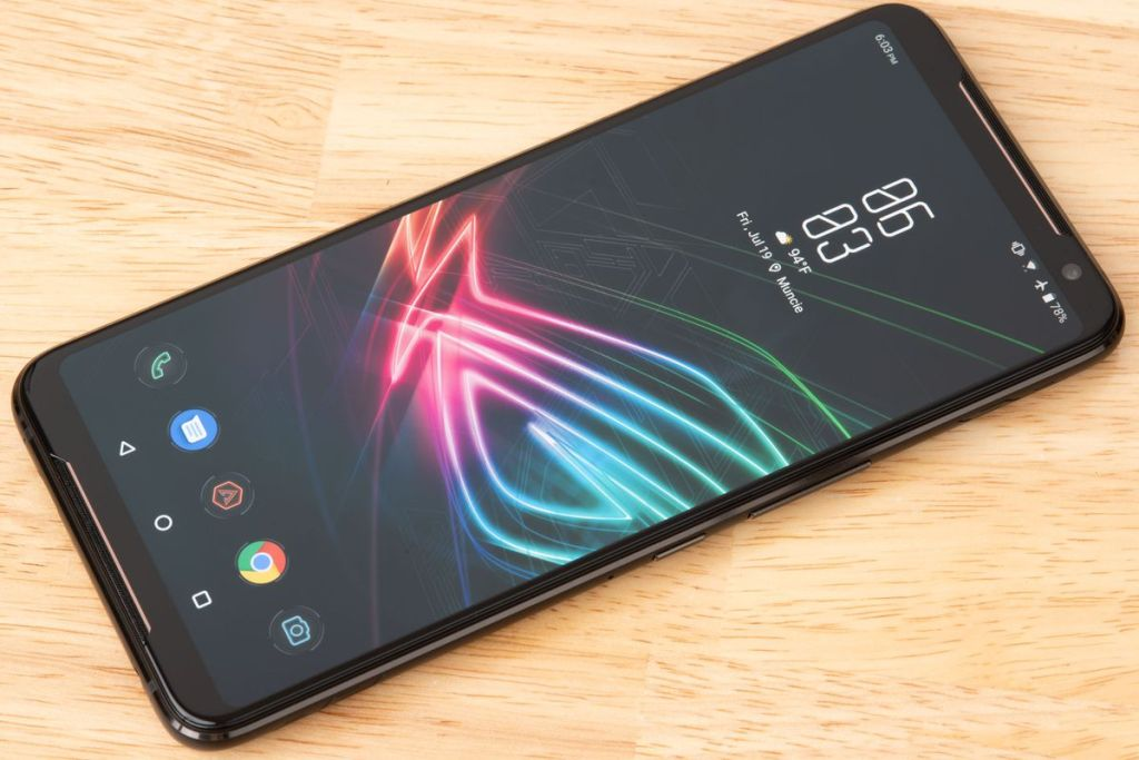 ROG PHone 2 screen