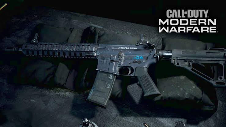 M4A1 Call of Duty