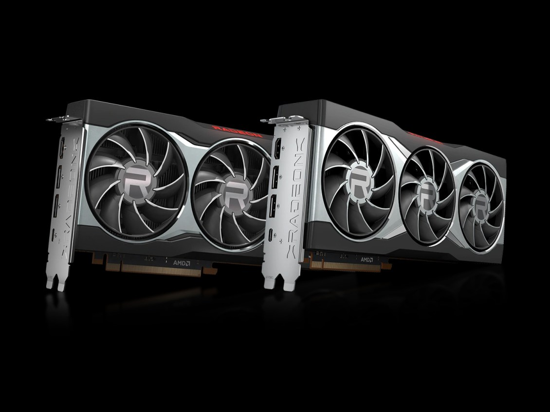 Radeon Announced RX6000 Series