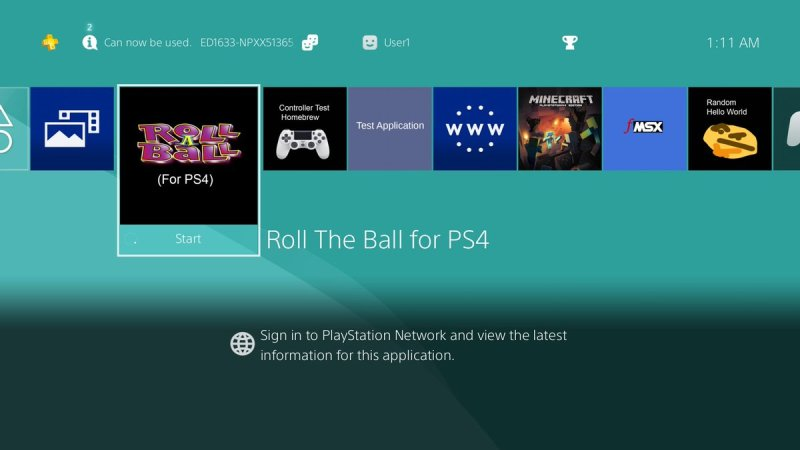 Jailbreaking your PS4 Pro