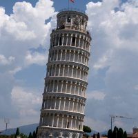 Leaning Tower of Pisa Facts for Kids - The Tilted Bell Tower of Central Italy