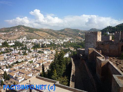 Sacromonte Alhambra