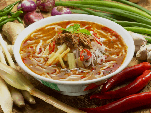 What Is The Traditional Food Of Indonesia