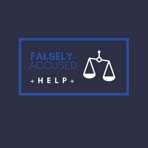 Logo for Falsely Accused Help