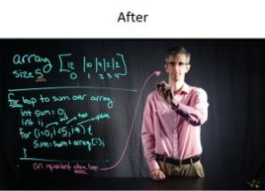 after lightboard example
