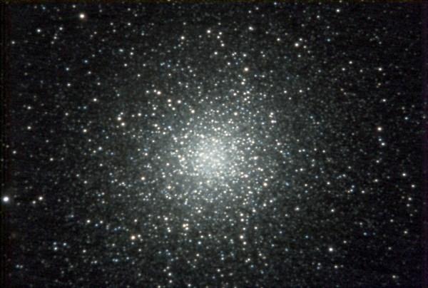 M13 - Hercules Globular Cluster - FLC Observatory