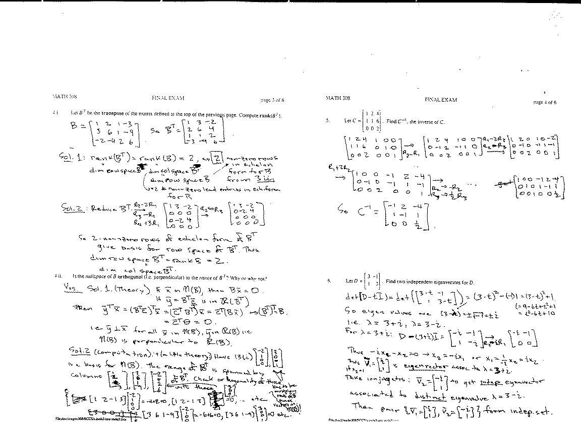 Algebra 1 Final Exam Practice Test