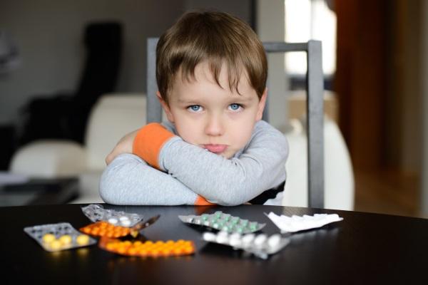 Farmaci e bambini