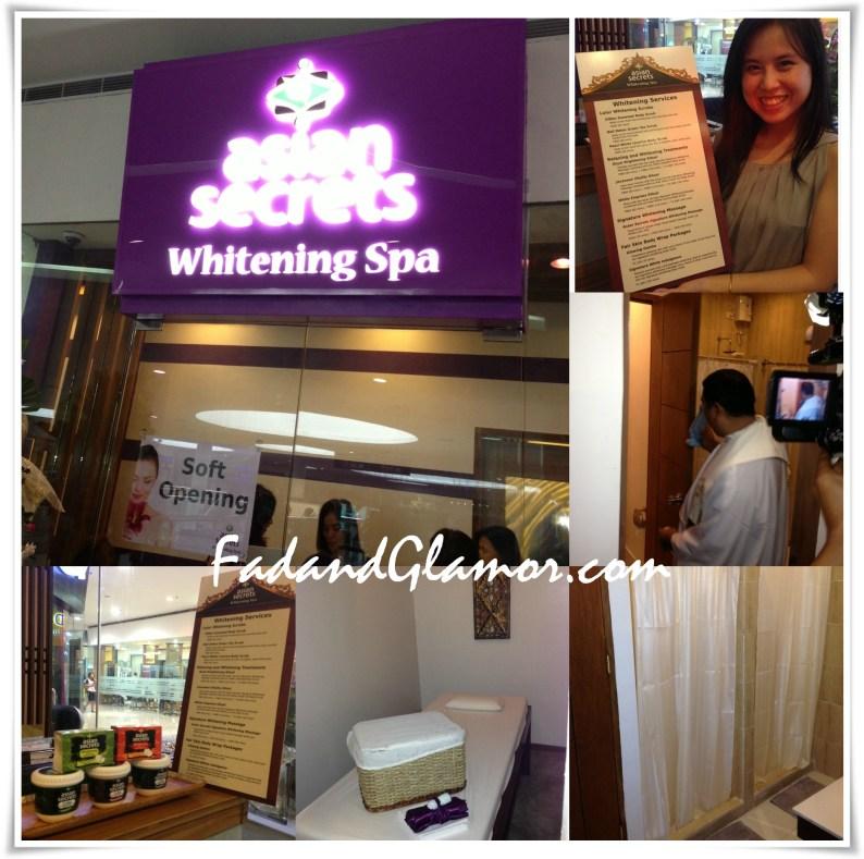 asian secrets whitening spa