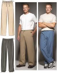 Mark trouser pattern