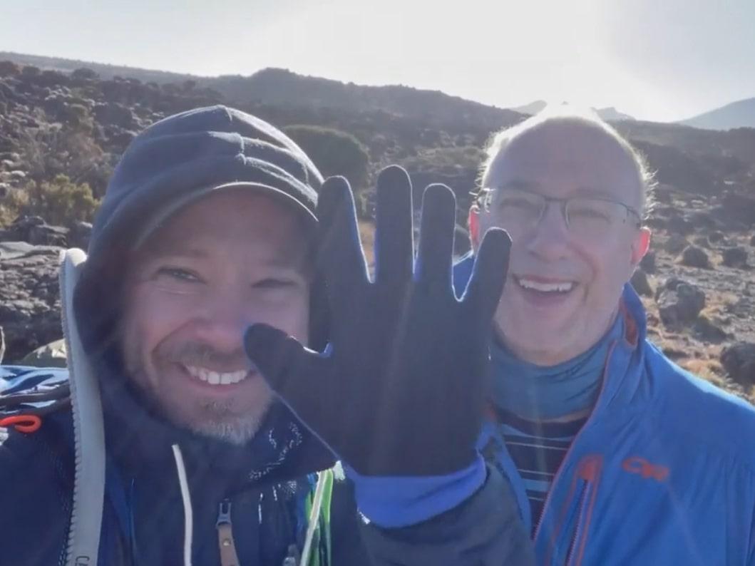 Climbing Kilimanjaro with Justin Caplan – Part 13