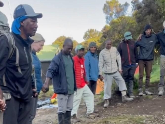 Climbing Kilimanjaro with Justin Caplan – Part 16