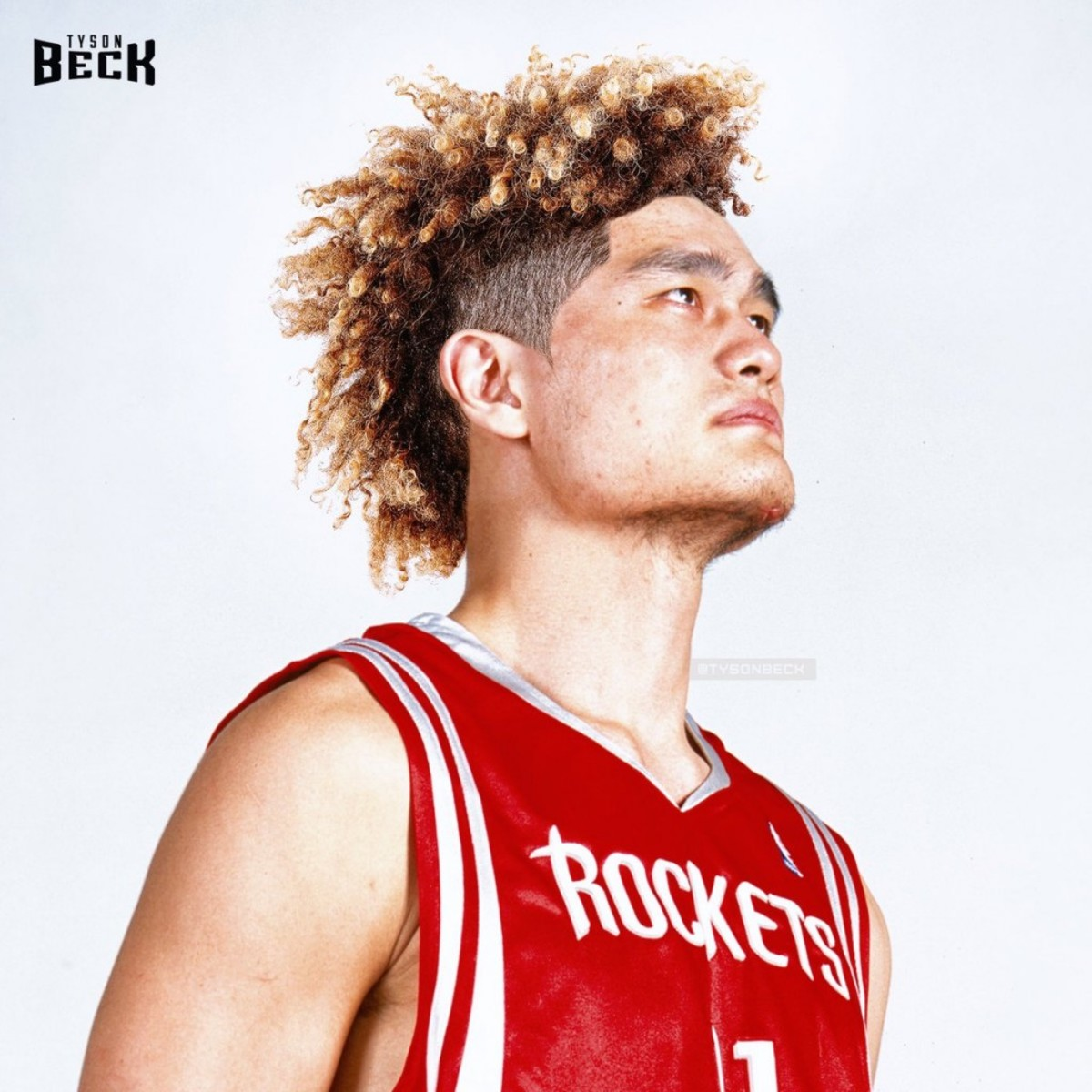 Tyson Beck NBA Edition Old Faces Fresh Cuts
