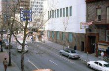 Downtown Portland. March 1982