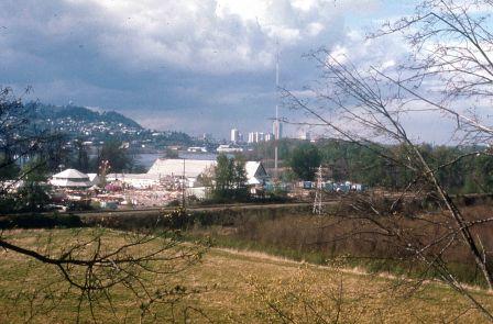 Oaks Bottom, Oaks Park. 1980