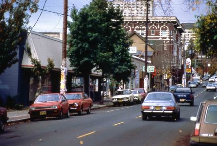 NW 23rd Ave. Portland, OR., 1986