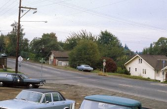 SW 30th at Vermont Oct 1975