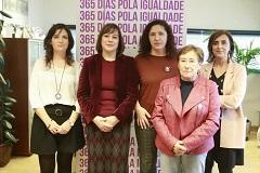 FADEMUR firma convenio por el que La Xunta desarrollará medidas de sensibilización sobre violencia de género y medidas de apoyo a las víctimas en el sector rural y pesquero