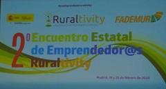 2º Encontro estatal de emprendedoras de Ruraltivity