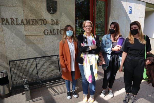 Fademur-Galicia celebra o respaldo do Parlamento ao novo Estatuto da Muller Rural