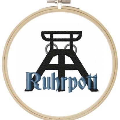 Förderturm Ruhrpott