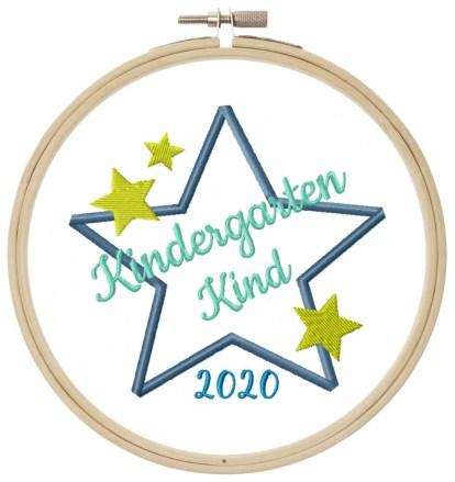 Kindergartenkind 2020