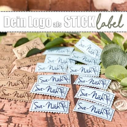 Stick Label Logo