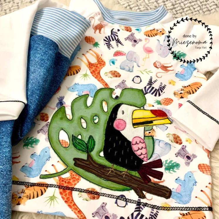 Doodlestick Jungle Tucan