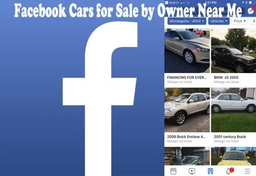 Facebook Cars for Sale