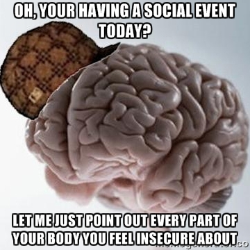 Scumbag brain social