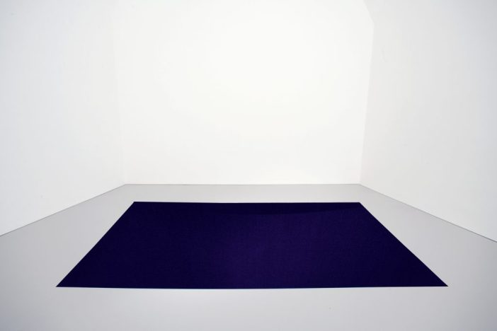 Dark Brother, 2005. Mixed media and pigment, Museo d'Arte Contemporanea Donna Regina, Naples © Anish Kapoor. All rights reserved DACS, 2021
