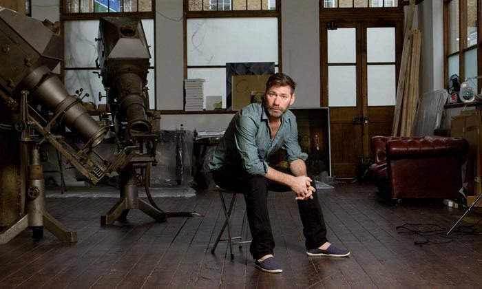 Mat Collishaw Restages 1839 Photography Show In Virtual