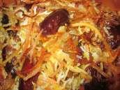 Noodle Rice • Reshteh Polo • رشته پلو | Fae's Twist & Tango