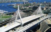 Leonard P Zakim Bunker Hill Memorial Bridge