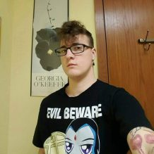 Brannen is a 27-year-old autistic, asexual, gender neutral, non-binary identical twin.
