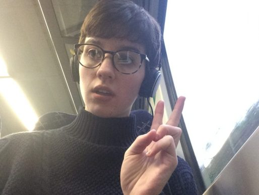 I'm Sophie, I'm nonbinary (they/them pronouns) and my special interests are podcasts, space and engineering!