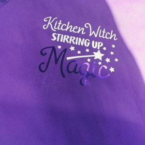 Kitchen Witch Apron