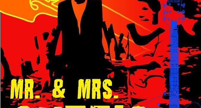 Mr. & Mrs. Curtis – Live Musik  – 28. Juni 2019
