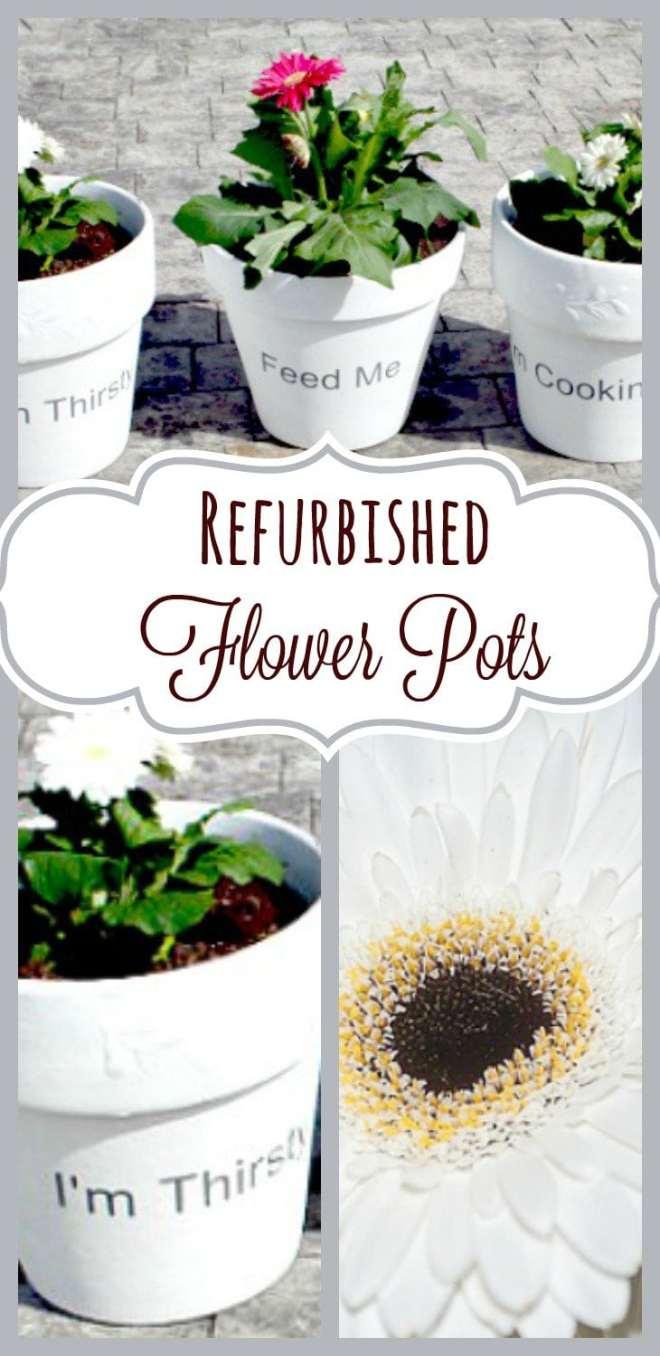 Flower Pot, DIY Home Decor
