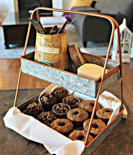 Galvanized, Muffins, Fall, Recipes