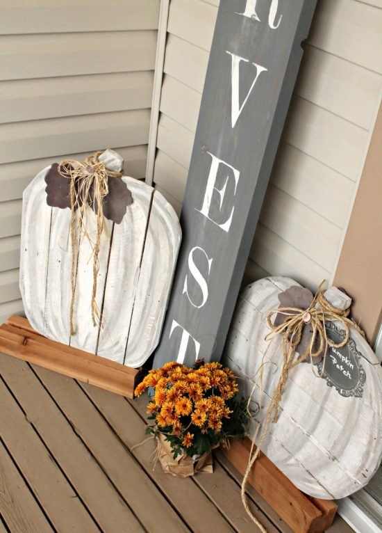 Fall, Pumpkins, Home Decor, Yard Decor, Fall, DIY, Crafts, Painting