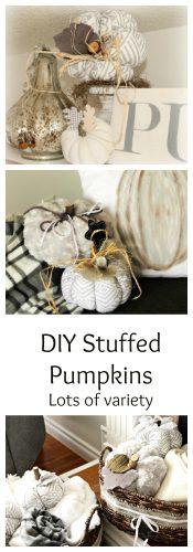 Pumpkin, DIY, Home Decor, Fall