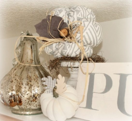 Pumpkin, DIY, Sewing