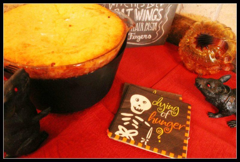 Chili, Halloween, Recipe,