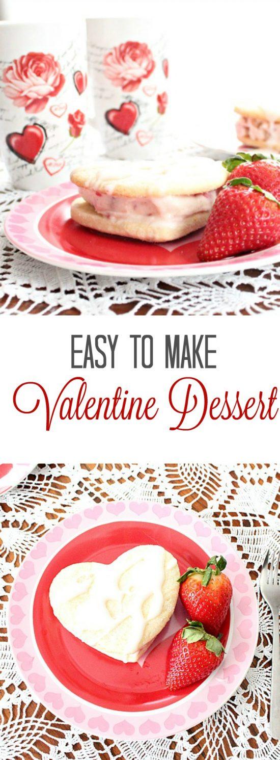 valentines day desserts, valentines recipe, strawberry ice cream dessert recipe, easy valentines day desserts, valentines day recipes,