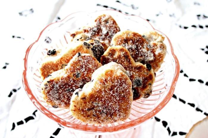 Valentines, baking recipe