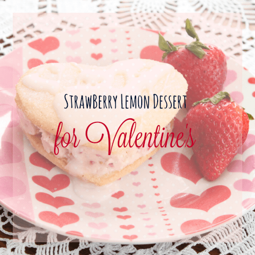 Valentines Desert, baking recipe