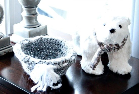 Winter Decor, Home Decor, Crochet, Crafts, Bulky Wool