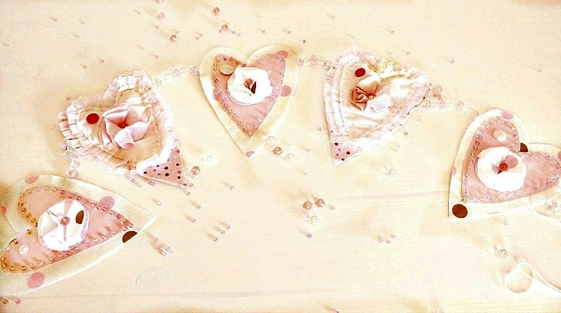 DIY, Home Decor, Romantic, Pink